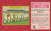 Glasgow Celtic Team